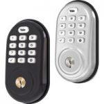 Lock Push Button
