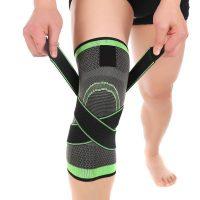 3d knee Compression