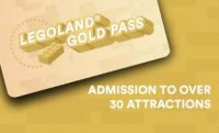50% Off: Legoland Gold Annual Pass (Florida