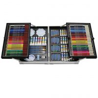 126-Piece Artist's Loft Necessities All Media Art Set
