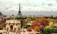 Roundtrip Nonstop Flight: San Francisco to Paris