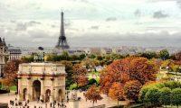 Roundtrip Nonstop Flight: San Francisco to Paris