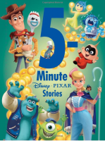5-Minute Disney Pixar Stories (5-Minute Stories