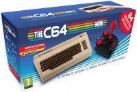 C64 Mini Retro Commodore 64 Gaming Console w/ 64 Preinstalled Games