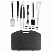 20-Piece Mr. Bar-B-Q Stainless Steel Barbecue Tool Set w/ Storage Case