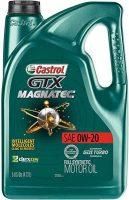 5-Qt Castrol 03060 GTX Magnatec 0W-20 Full Synthetic Motor Oil
