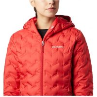 Delta Ridge Down Hooded Jacket