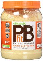 30oz PBfit All-Natural Organic Peanut Butter Powder