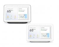"2-Pack Google 7"" Touchscreen Nest Hub Smart Assistant"
