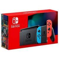 Sam's Club: Nintendo Switch neon red /blue $189 YMMV