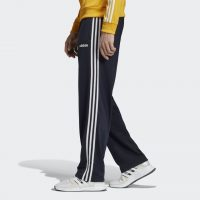 adidas Women's Essentials Tricot Open Hem Pants $12 Men's 3-Stripes Pants