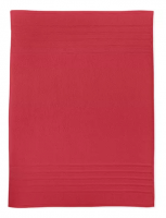 "26"" x 34"" Hotel Collection Ultimate MicroCotton Tub Mat (Ruby)"