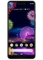 Sprint: 64GB Google Pixel 3 XL Smartphone (Just Black or Clearly White)