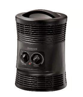 Honeywell 360 Surround Indoor Heater (black)