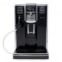 Saeco Incanto Plus Superautomatic Espresso Machine (Black and Chrome)