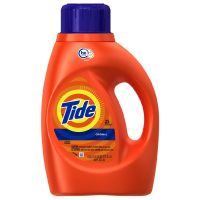 40oz Tide Liquid Detergent (Original HE or Free & Gentle HE)