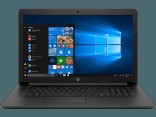 """HP 17z Laptop: 17"""" 1080p Ryzen 5 3500U 12GB DDR4 256GB SSD"""