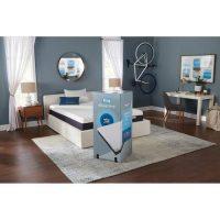 """Simmons Beautysleep 8"""" Memory Foam Mattress-In-A-Box: Queen $299 Twin"""