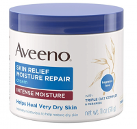 11oz Aveeno Skin Relief Intense Moisture Repair Cream