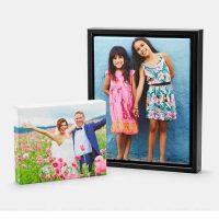 "Walgreens Photo Wall Decor: 16""x20"" Canvas Print $22.50 11""x 14"" Canvas Print"