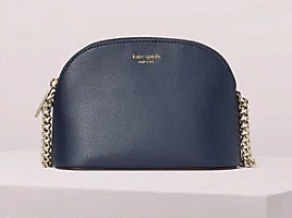Kate Spade 40% Off Sitewide: Sylvia Small Dome Crossbody