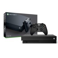 1TB Microsoft Xbox One X Gaming Console (Refurbished)