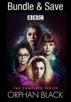 Orphan Black: The Complete Series (Digital HDX)
