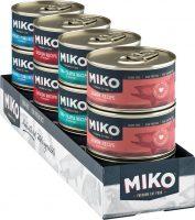 New Chewy Autoship Customers: 60-Ct 3oz Miko Seafood & Chicken Wet Cat Food