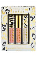 Lorac x Rachel Zoe: Face & Body Diamond Dust $15 3-Piece Lip Gloss Set