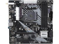 ASRock B450M/AC AM4 AMD Promontory SATA 6GB/s Micro ATX AMD Motherboard