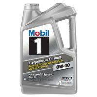 Walmart: Mobil 1 Advanced Full Synthetic Motor Oil 0W-40
