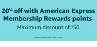 Select Amex MR Cardholders: Pay w/ Points