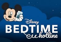 Disney Bedtime Hotline for Kids: Special Message from Disney Characters