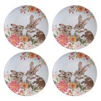 Kohl's Cardholders: 4-Piece Celebrate Easter Together Melamine Cereal Bowl Set