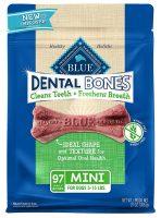 27-Oz Blue Buffalo Dental Bones All Natural Mini Dog Treats (97-Count)