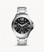 Fossil Men's Modern Century Multifunction Stainless Steel Watch