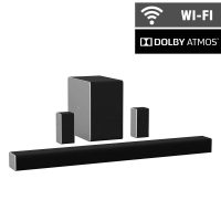 "Costco Members: Vizio 5.1.4-Ch 36"" Sound System w/ Wireless Subwoofer & Dolby Atmos"