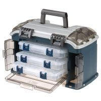 Plano 4-BY Rack System Tackle Box $24.74 Plano 728 Angled Tackle Box