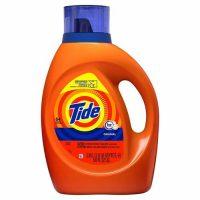 100oz Tide HE Liquid Laundry Detergent (Original)