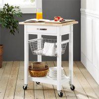 Mainstays Multifunction Cart (White)