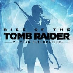 PS4 Digital Games: Rise of the Tomb Raider: 20 Yr Celebration NBA 2K20 & Erica