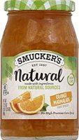 17.25oz Smucker's Natural Fruit Spread (Orange Marmalade)