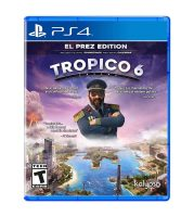Tropico 6 (PS4 or Xbox One)