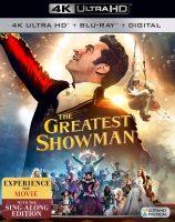 The Greatest Showman (4K UHD + Blu-Ray + Digital)