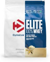 10-Lbs Dymatize Elite 100% Whey Protein Powder (Gourmet Vanilla)