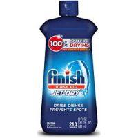 23-Oz Finish Jet-Dry Dishwasher Rinse Agent & Drying Agent