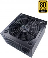 Apevia Prestige 600W 80+ Gold Certified ATX Gaming Power Supply