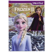Disney's Frozen 2 PI Kids Look and Find Activity Book (Hardcover)