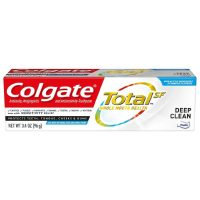 3.4-Oz Colgate Toothpaste (Deep Clean) + 2000 Balance Rewards Points