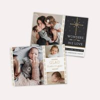 "Walgreens Photo: Set of 6 Customized 5""x7"" Premium Photo Cards"
